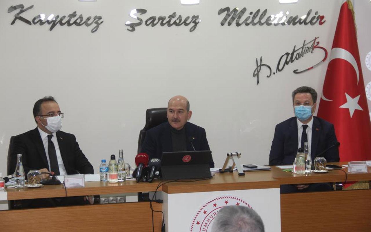 Bakan Süleyman Soylu açıkladı! Geçtiğimiz yıl Giresun'da yaşanan afetin maliyeti 2.2 milyar TL