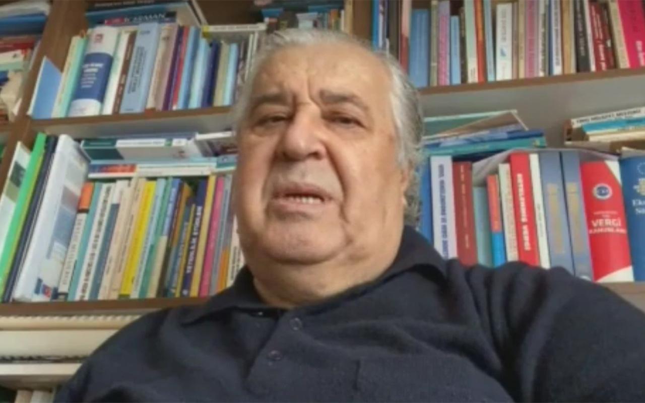 Masum Türker'den dikkat çeken açıklama: Türk ekonomisine saldırı oldu