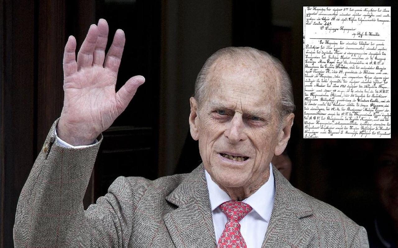 Bir asırdır saklanıyordu Prens Philip'in ölümü sonrası ilk kez ortaya çıktı