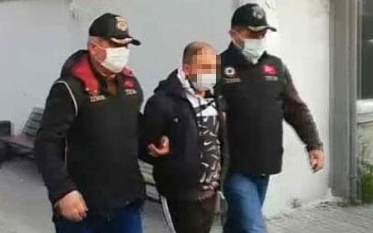 İzmir'deki PKK operasyonunda 4 şüpheli tutuklandı