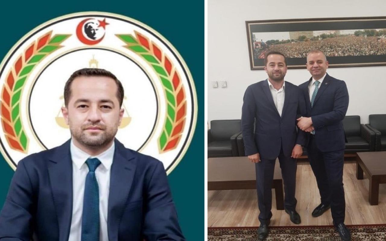 Niğde Barosu'na yeni başkanı MHP'li avukat Emin Alper Öztürk oldu