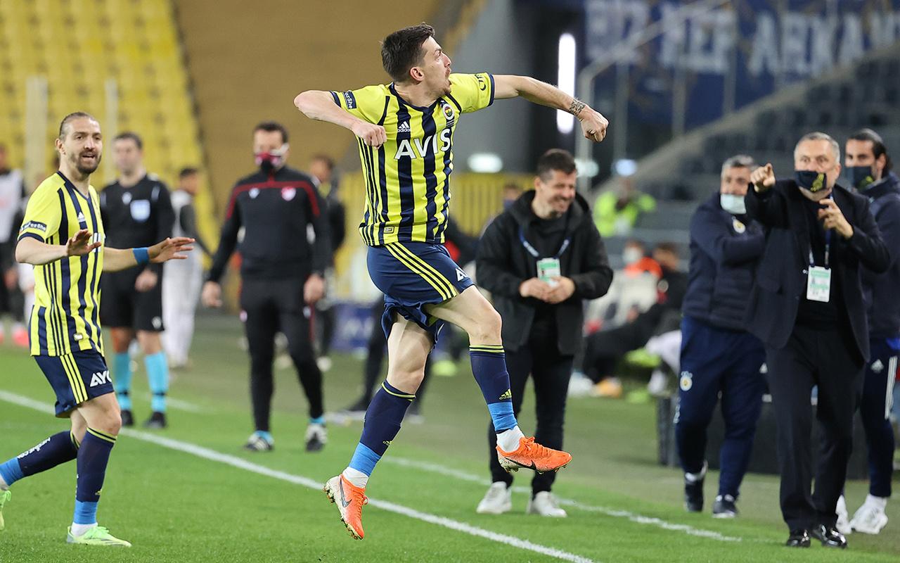 Fenerbahçe Gaziantep FK maçı golleri ve geniş özeti