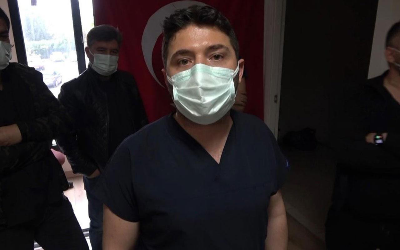 Osmaniye'de savcıyı muayene etmeyen doktora gözaltı iddiası
