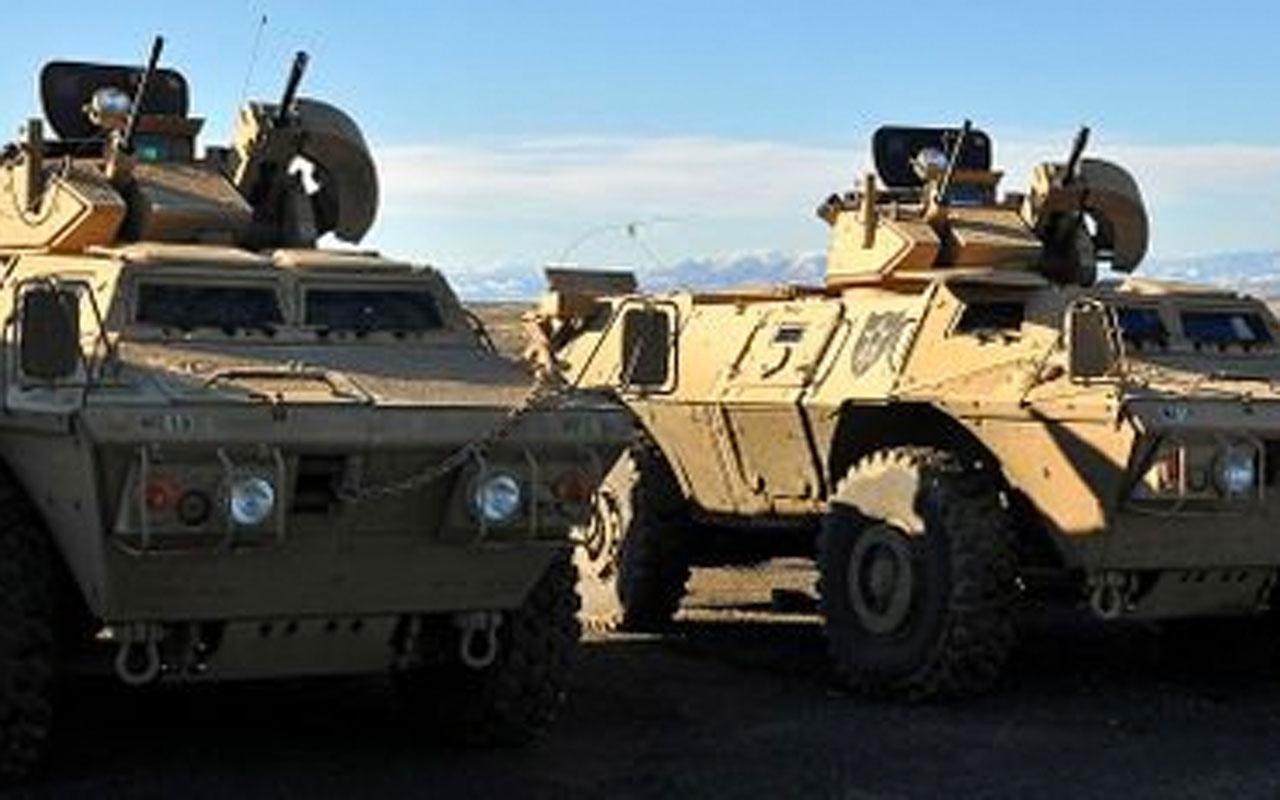 ABD'den Yunanistan'a büyük kıyak: Yunanistan'a 1200 tekerlekli zırhlı araç hibesi