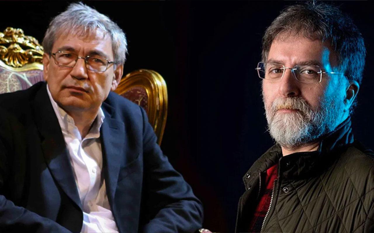 Ahmet Hakan'dan Orhan Pamuk'a 'Veba Geceleri' eleştirisi: Romanında Atatürk'le alay mı ediyor?