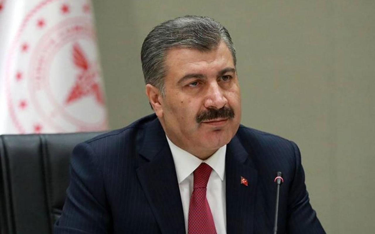 Sağlık Bakanı Fahrettin Koca:  Hareketliliğin azaltılması gerekiyor, mutant çok daha kısa sürede bulaşıyor