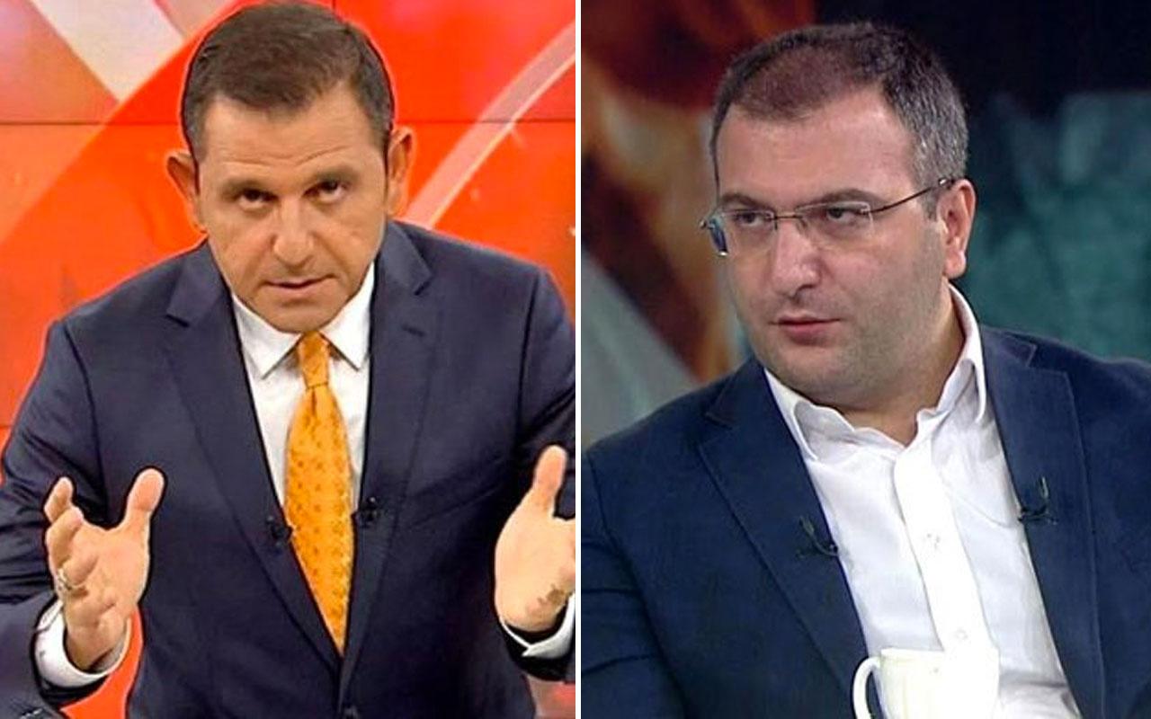 Cem Küçük Fatih Portakal'ı yerden yere vurdu: Kalıbının adamı olmadığını gösterdin