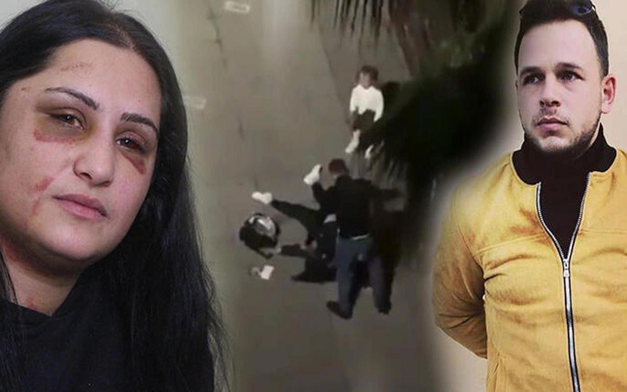 Samsun'da kızının önünde eski eşini öldüresiye dövmüştü! İfadesi pes dedirtti: Hayatta kalışından...