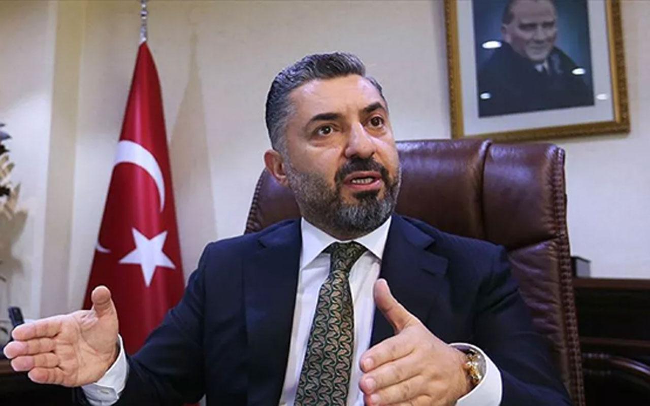 RTÜK Başkanı Şahin: Halk Bankası Yönetim Kurulu üyeliğimden maaş alıyorum, bu da yasal ve etiktir
