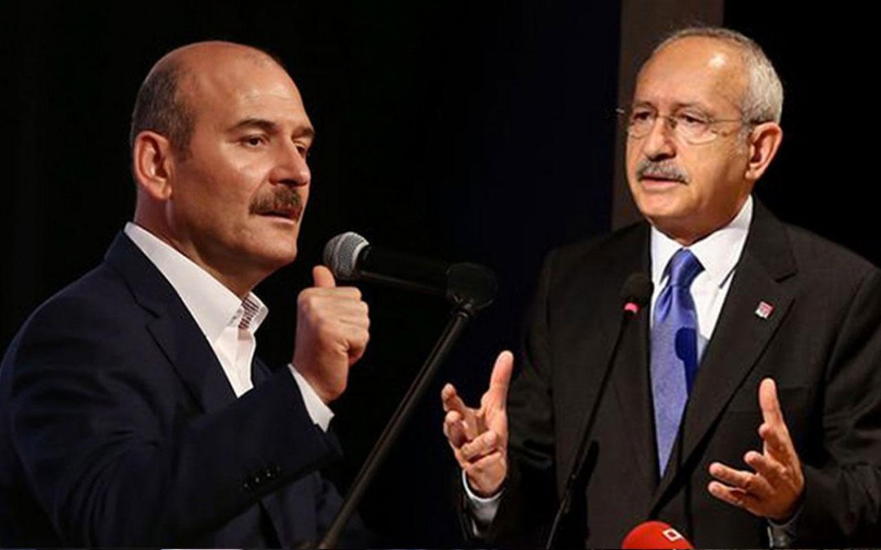 Kemal Kılıçdaroğlu ile Süleyman Soylu arasında 'Vefa Salman' yazışması