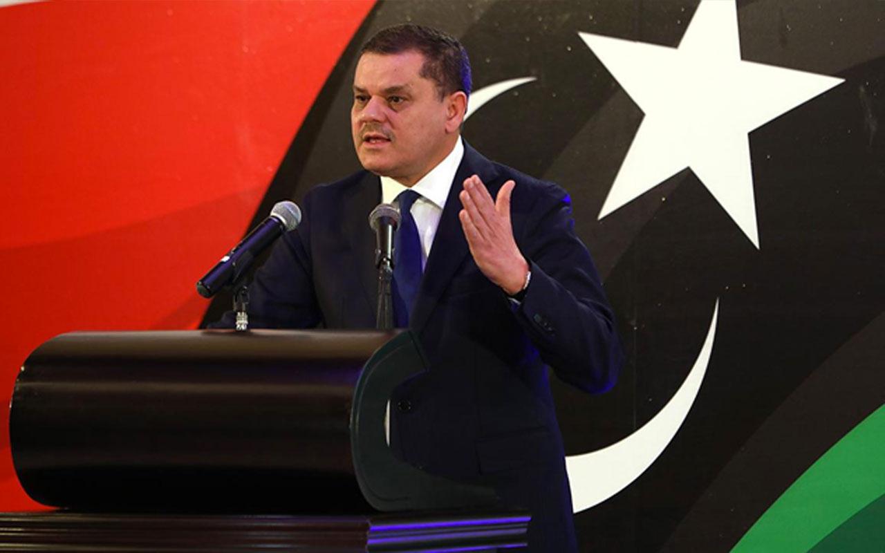 Libya Başbakanı Abdulhamid Dibeybe, bugün kabinesiyle birlikte Türkiye'ye geliyor