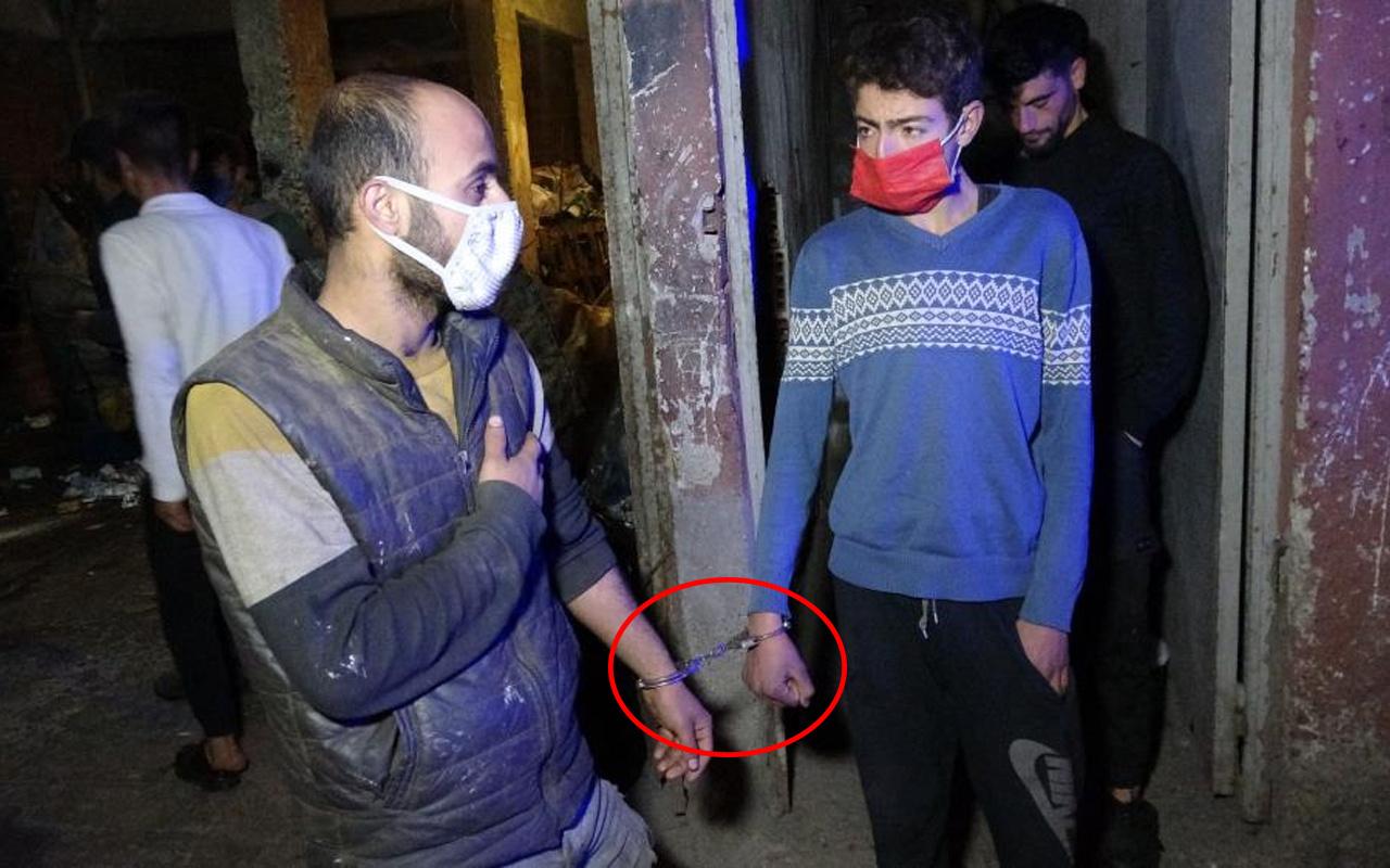 Çöpte buldular! Bursa'da şakanın sonu kötü bitti polisler kurtardı