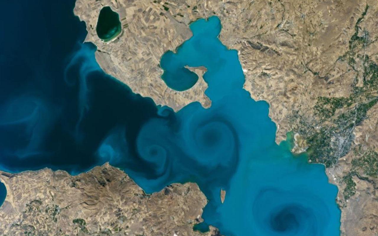 Van Gölü için oylama seferberliği! NASA'nın sitesi çöktü