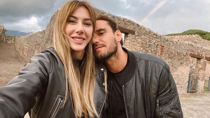 Şeyma Subaşı'nın eski sevgilisi Guido Senia'dan Melisa Döngel'e bomba yorum