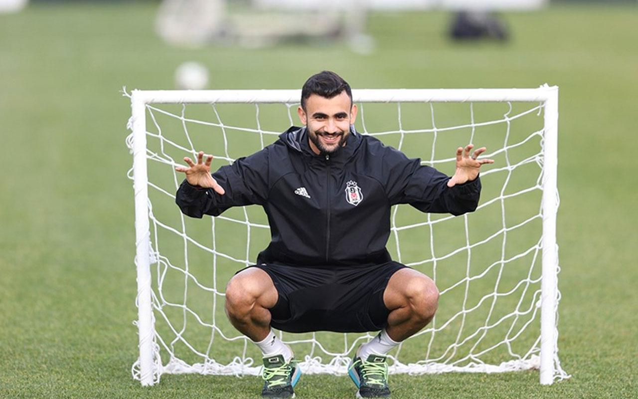 Rachid Ghezzal, Beşiktaş'ta kalacak mı? İşte yanıtı