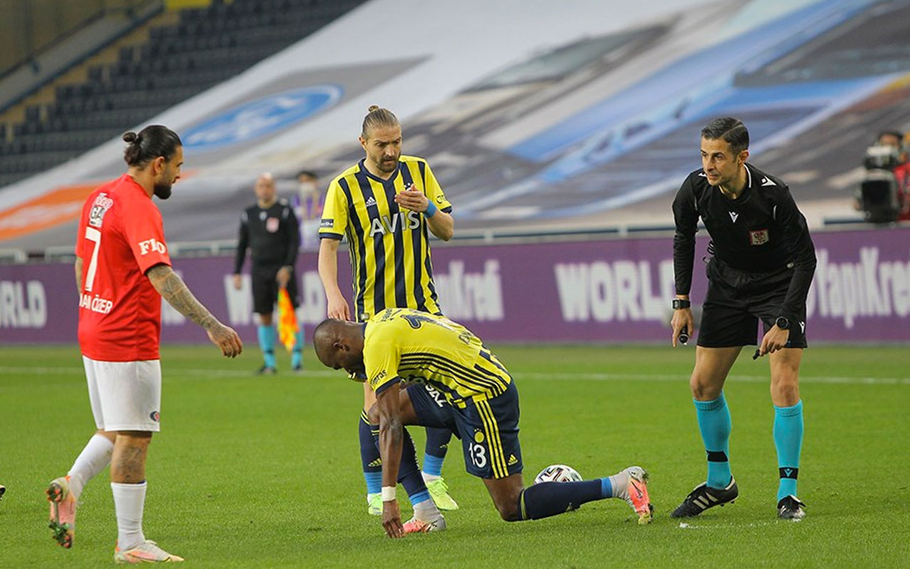 Gaziantep'in iptal edilen golü doğru mu, top çizgiyi geçti mi?