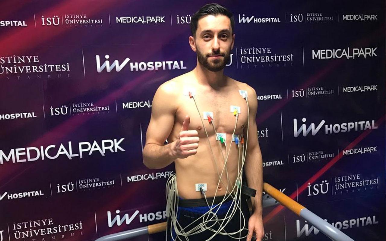 Trabzonspor'dan Yunus Mallı'nın sakatlığıyla ilgili açıklama