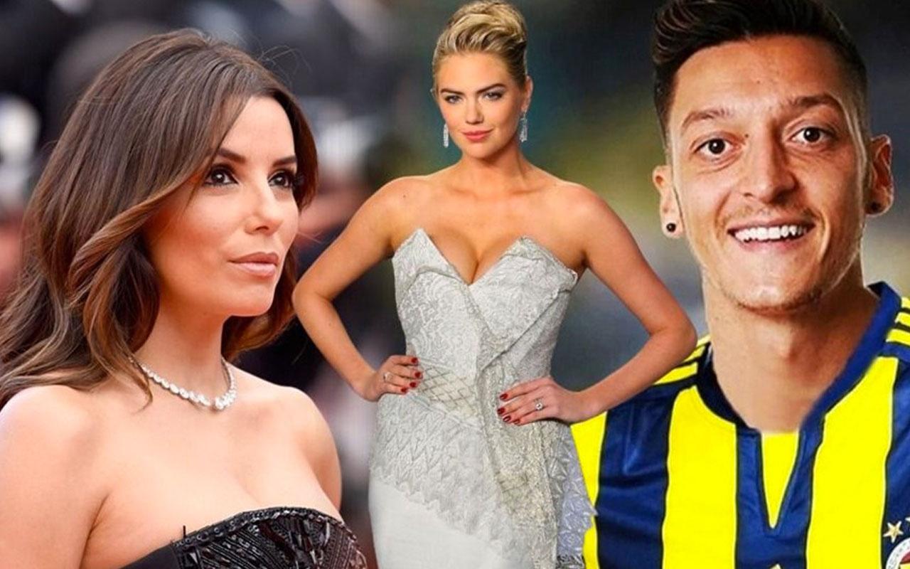 Mesut Özil takım satın alıyor! Eva Longoria ve Kate Upton da ortak
