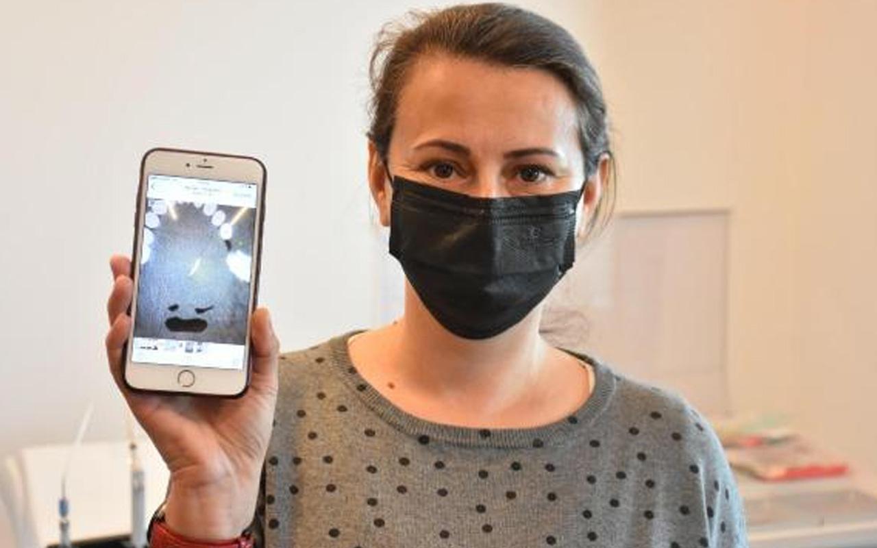 İzmir'de kokoreç yerken hayatının şokunu yaşadı! Boğazı ağrıyor sandı gerçek başka çıktı