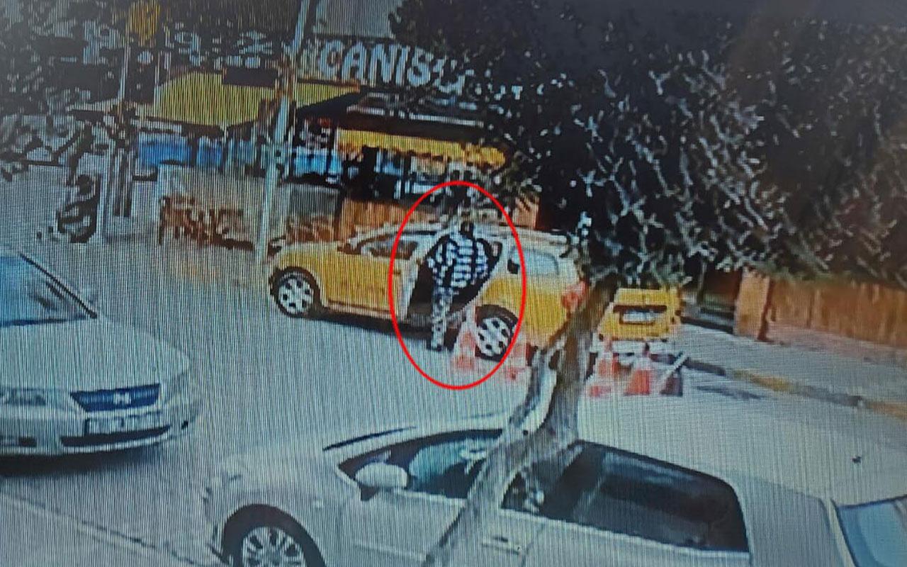 İzmir'de inanılmaz olay! Kadın taksiyi kaçırdı sonra da 'canım öyle yapmak istedi' dedi