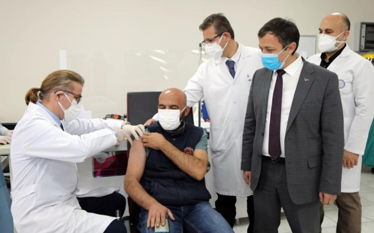 Erciyes Üniversitesi Rektörü açıkladı! Yerli aşının Faz-3 aşaması için önemli gelişme