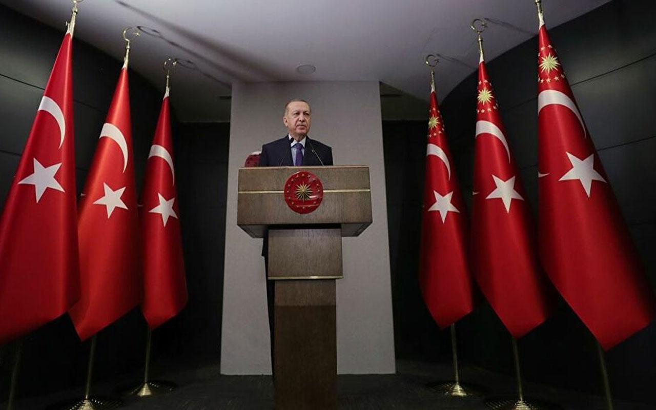 Erdoğan, Kabine'de ilk revizyonu yaptı! Bir bakanlık ikiye bölündü 3 yeni isim Kabineye girdi