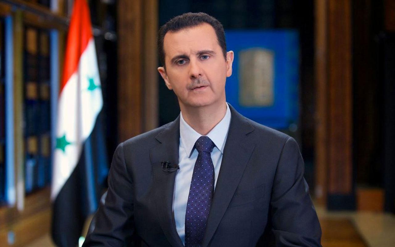 Esad, Suriye Merkez Bankası Başkanı'nı görevden aldı