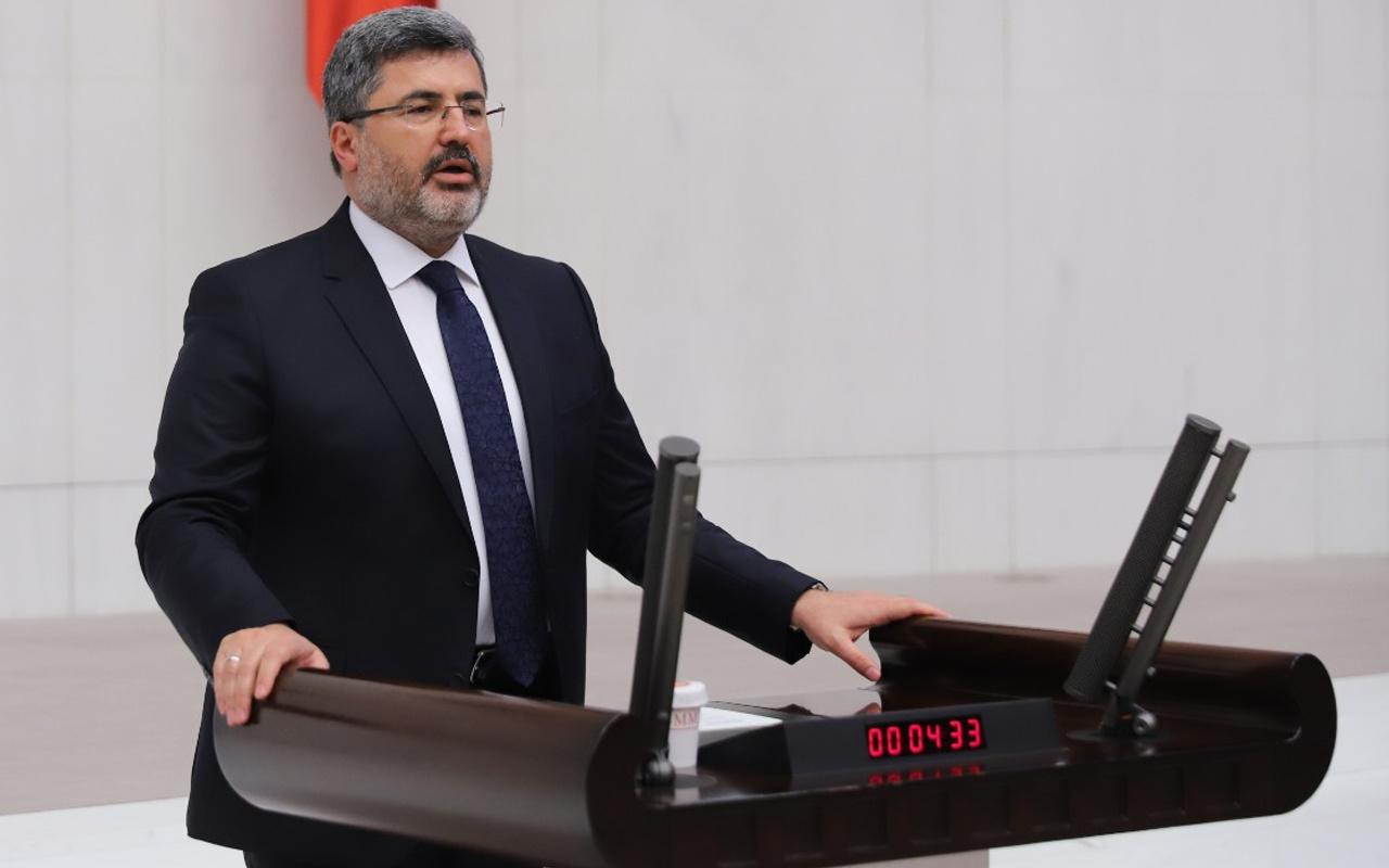 Sosyal medyadan duyurdu! AK Partili Ali Özkaya covid-19'a yakalandı