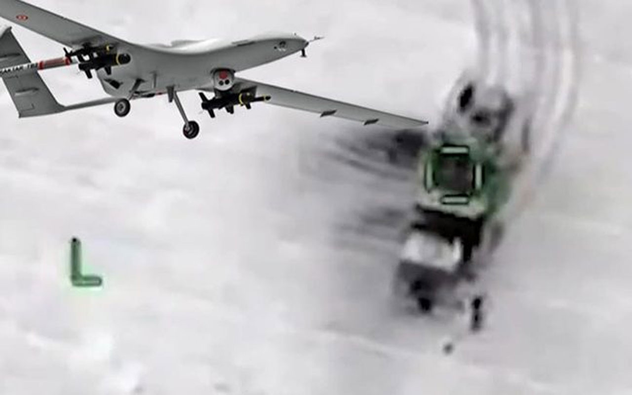Rusya Dışişleri'nden açıklama: Türk İHA'larının Donbass'ta uçtuğu haberleri bizi mutlu etmiyor