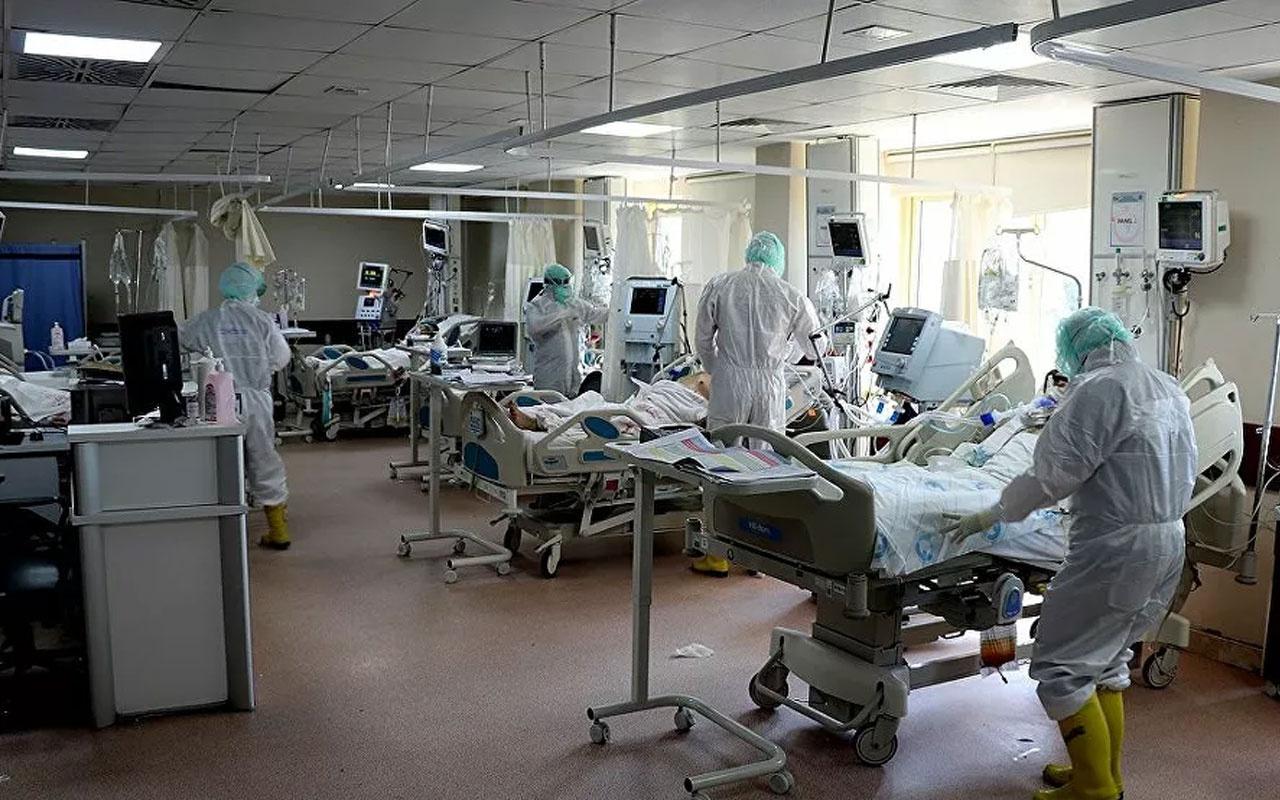 İzmir Tabip Odası Başkanı Lütfi Çamlı: Hasta seçmek zorunda kalabiliriz