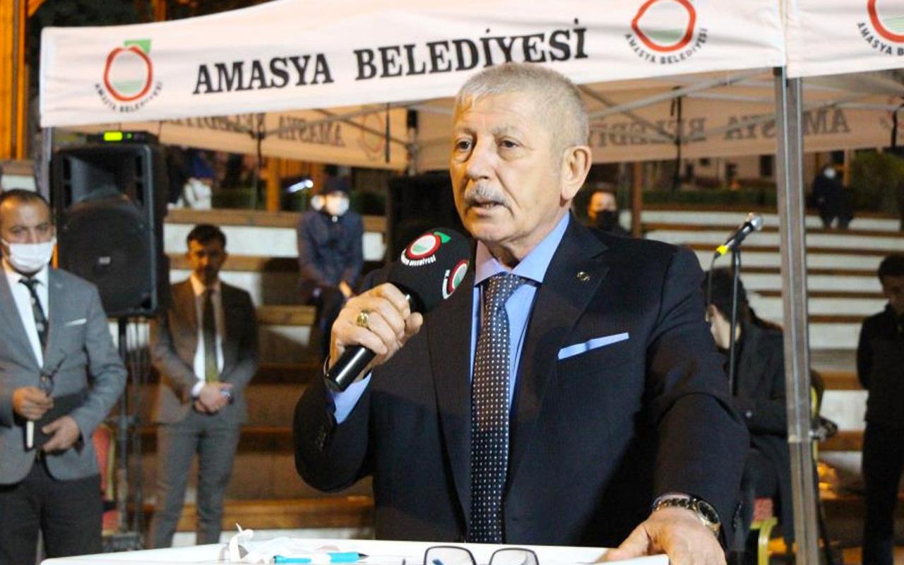 Amasya Belediye Başkanı Sarı açıkladı: Ramazan'da içme suyu ücretsiz