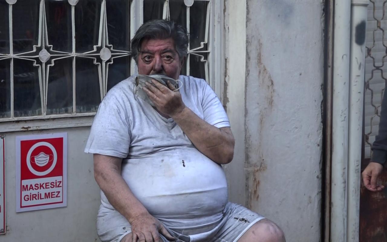 Antalya'da patates sevdası hayatına mal olacaktı! Baygın halde çıkarıldı
