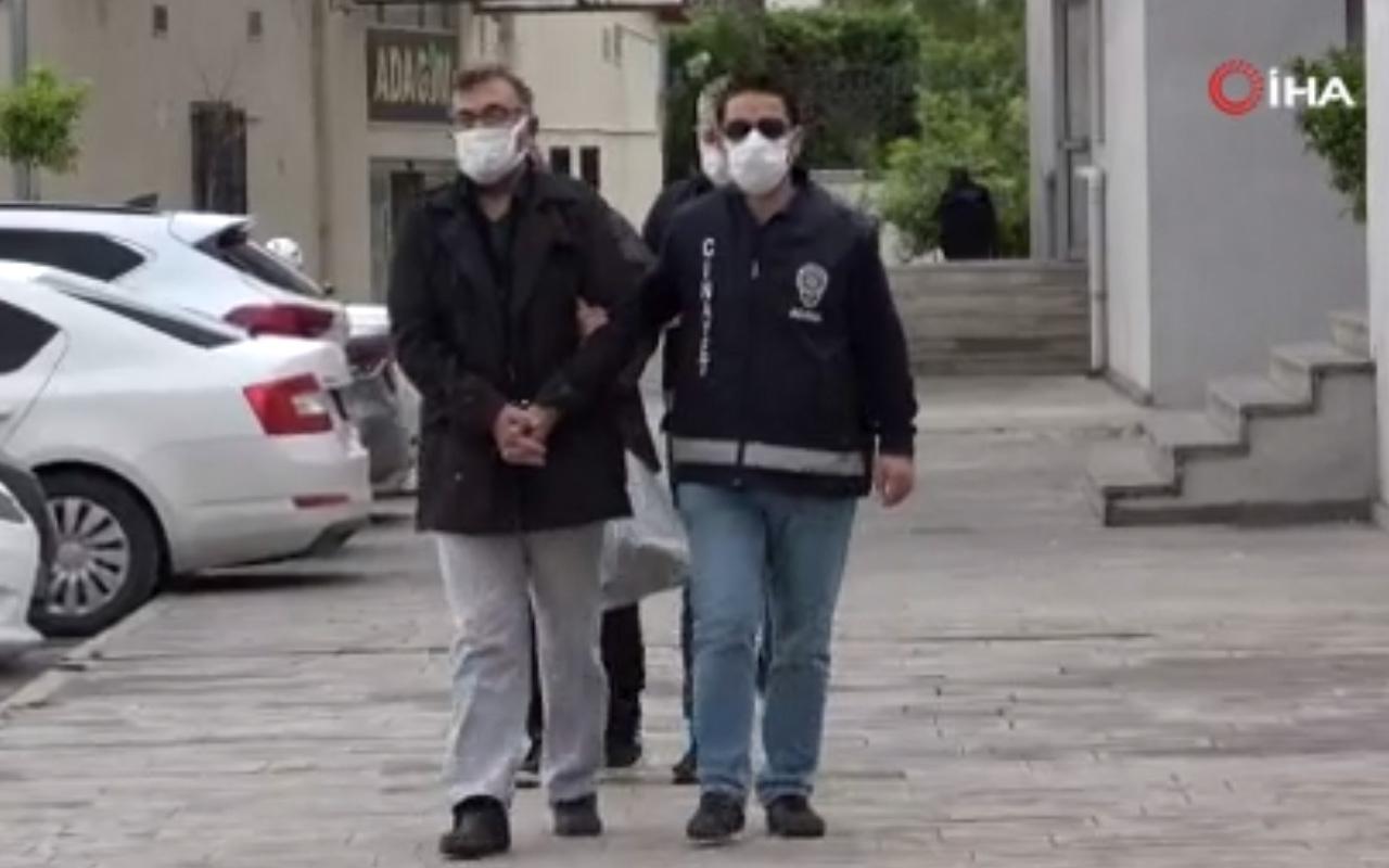 Adana'da evini basan iki kardeşten birini öldürdü diğerini ağır yaraladı