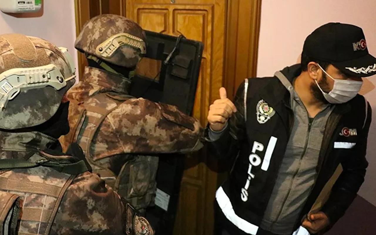 İzmir'de FETÖ'ye operasyon! 84 şüpheli hakkında gözaltı kararı