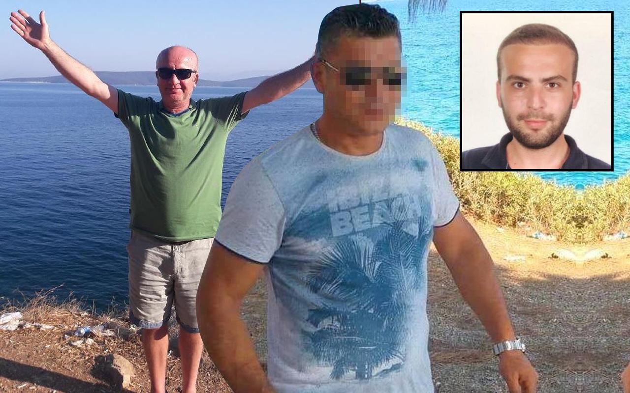 Muğla'da baba ve oğlunu vurup öldürdü! Bakın nerede yakalandı