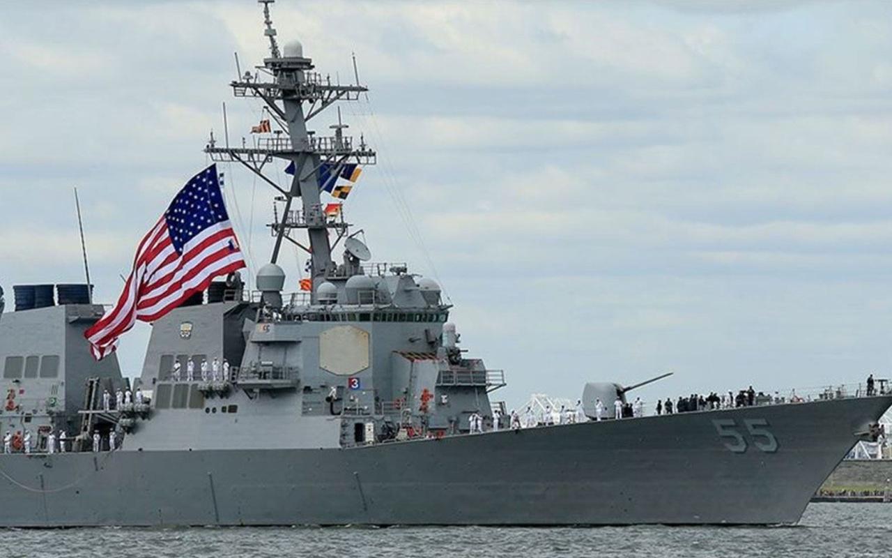ABD, Karadeniz'e göndereceği savaş gemisi bildirimini iptal etti