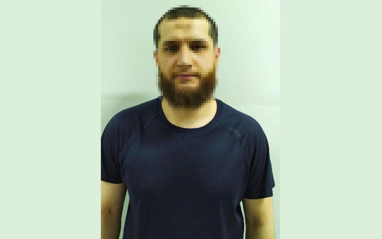 Kırmızı bültenle aranan DEAŞ'lı İstanbul'da yakalandı