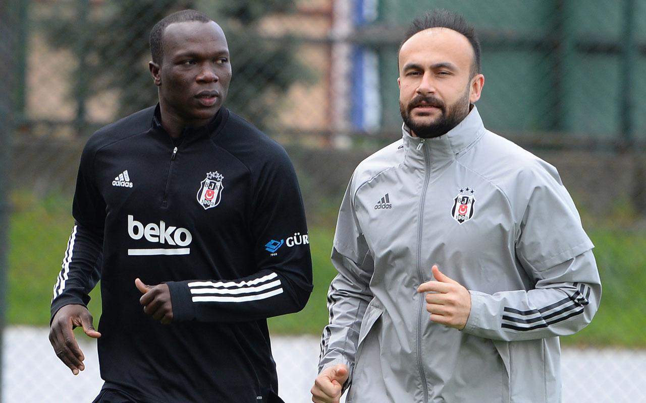 Beşiktaş'a Aboubakar'dan sevindirici haber