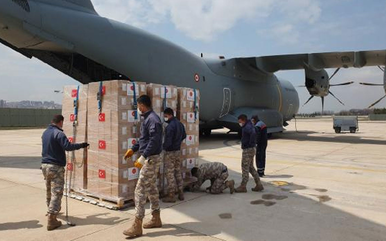 Milli Savunma Bakanlığı: 150 bin doz aşı bugün Libya'ya gönderilecek