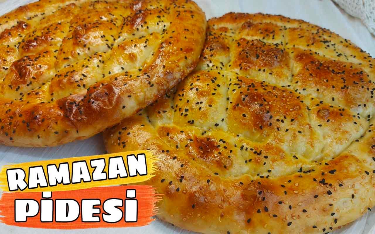 Evde yumuşacık ramazan pidesi nasıl yapılır?