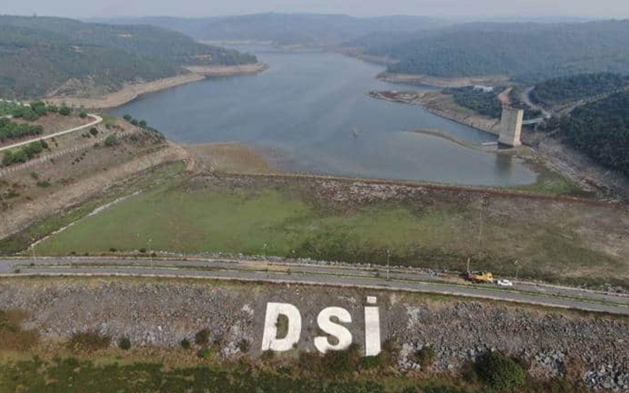 Sevindiren haber! İstanbul barajlarındaki doluluk oranı yüzde 80'i aştı