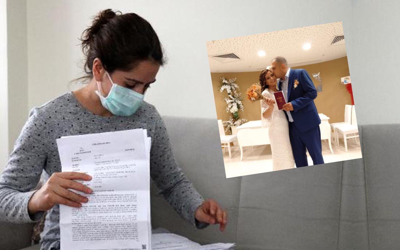 Eşinden boşanmak isteyen Cansu'ya kan donduran ses kaydı: Kör bıçakla keseceğim