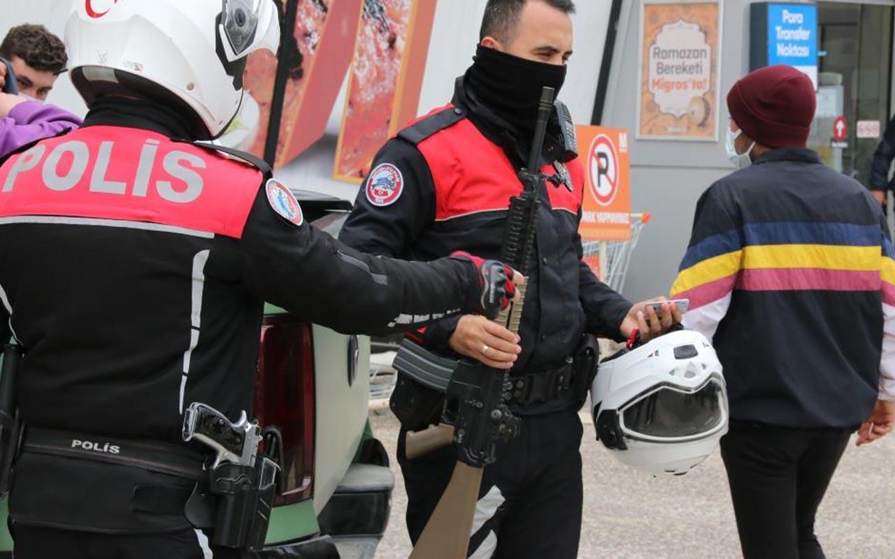 Antalya'da 'uzun namlulu silah' ihbarı polisi alarma geçirdi gerçek başka çıktı
