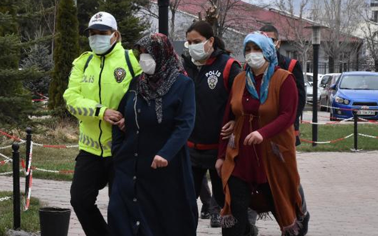 Sivas'ta hastane çalışanlarına saldıran şüphelilere çifte ceza kesildi