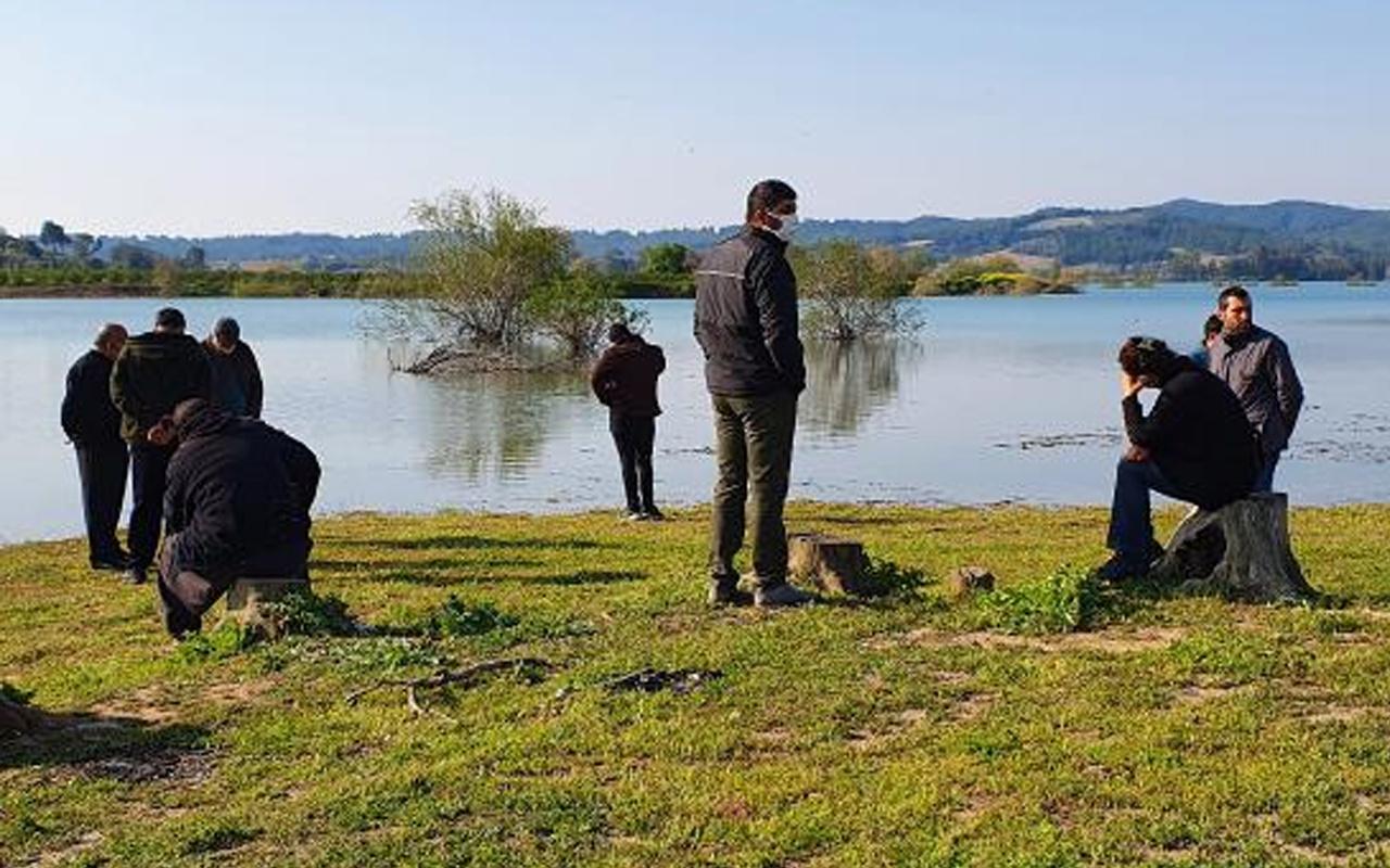 Adana Seyhan Baraj Gölü'nde tekne battı: Kayıp balıkçının cesedine ulaşıldı