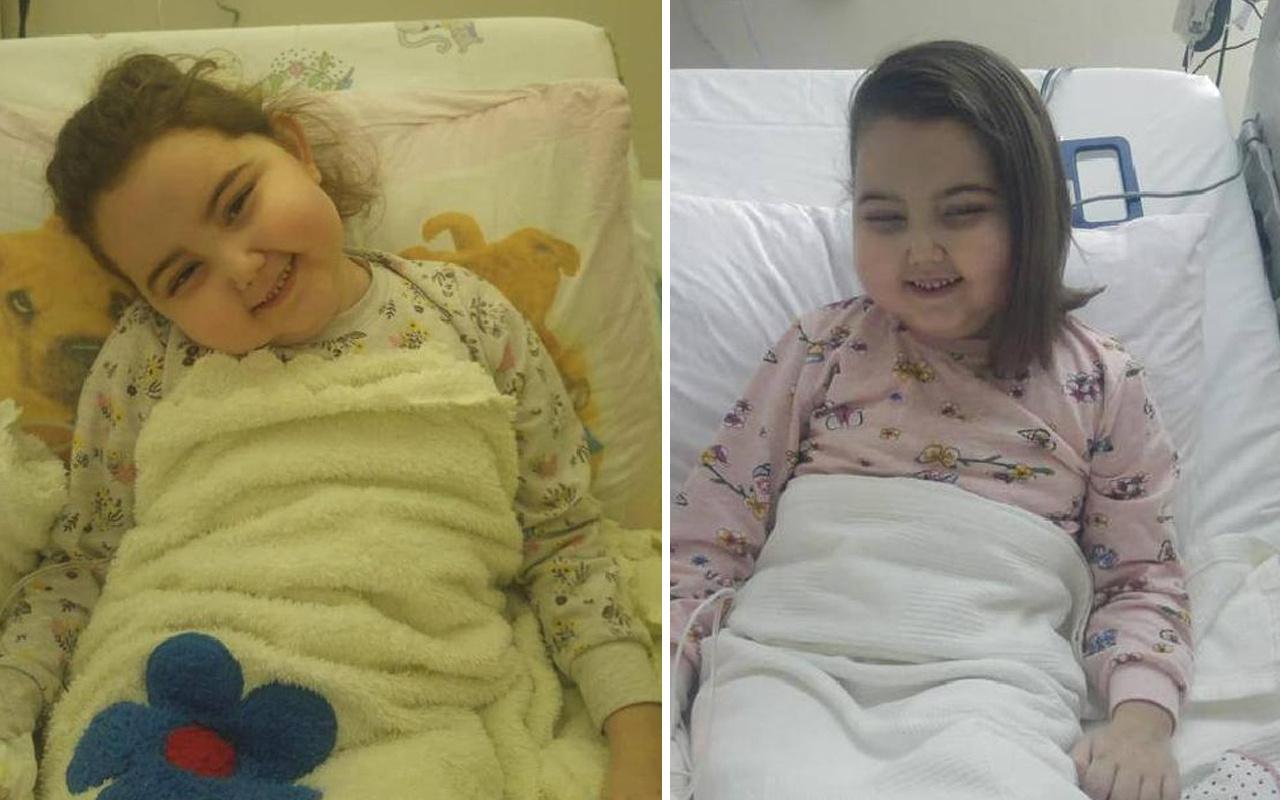 Gülsüm'ü 'Bademcikleri şişti' diye hastaneye götüren ailesi hayatlarının şokunu yaşadı