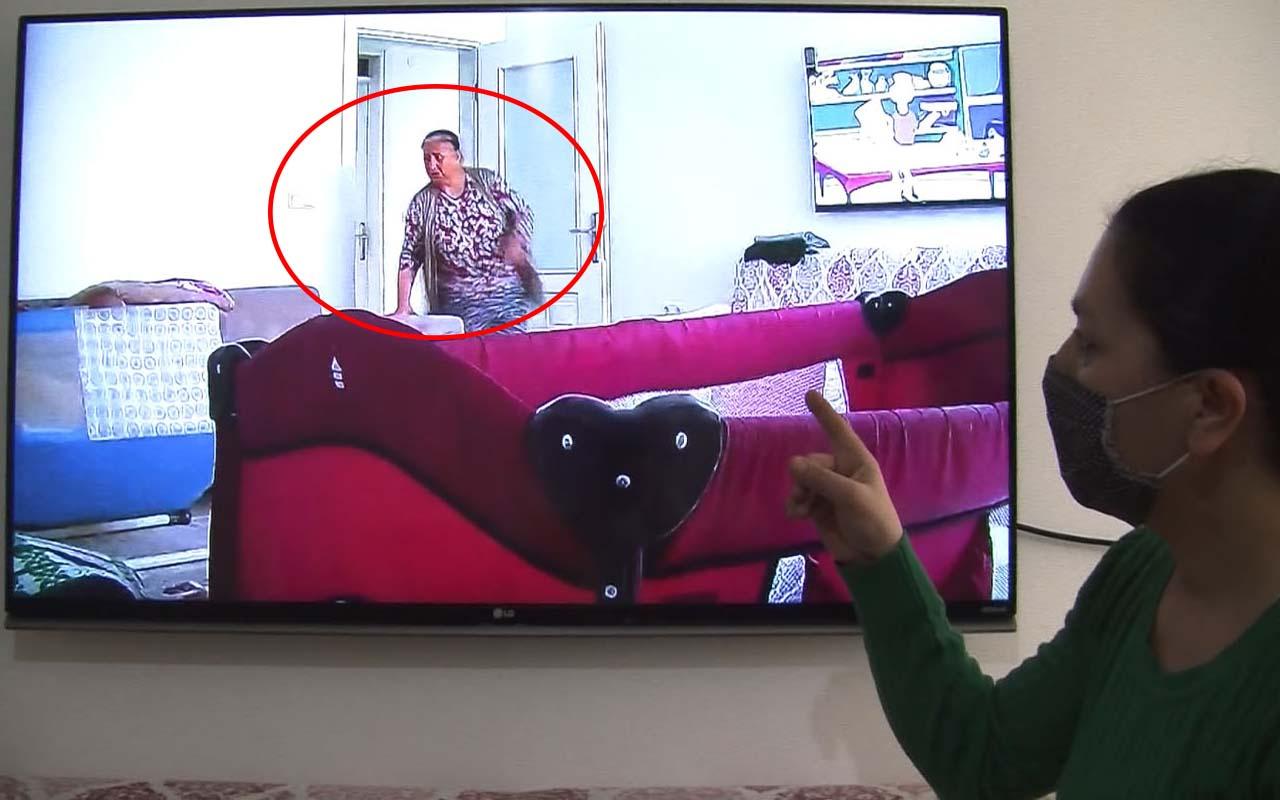 Balıkesir'de eve kamera yerleştiren aile şok oldu! Çocuklarının hareketleri değişti