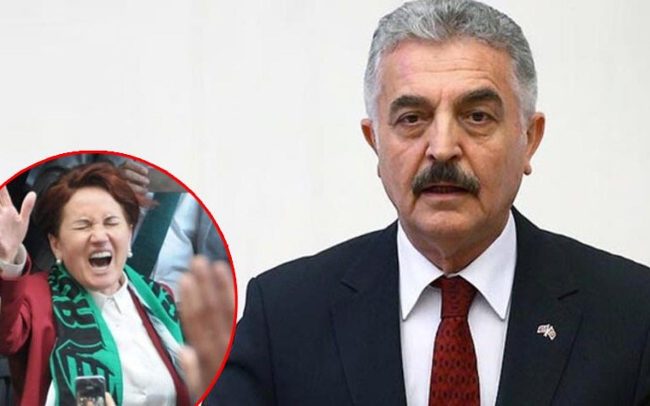 MHP'li Büyükataman'dan Akşener'e: Senden olsa olsa sözde özne olur