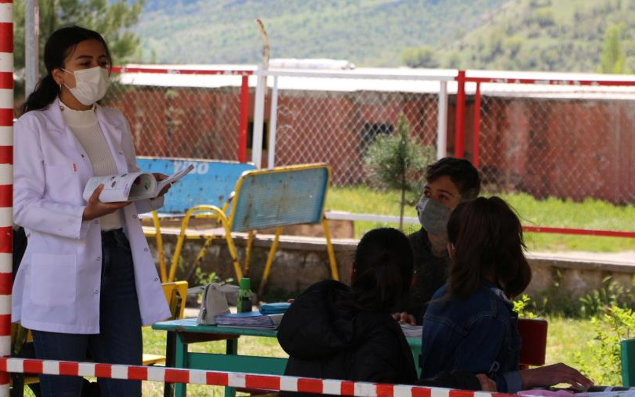 Hababam Sınıfı Şırnak'ta gerçek oldu: Bu imkanlar her yerde yok