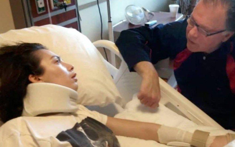 Yediği kraker oyuncu Chantel Giacalone'nun hayatını kararttı! Rekor tazminat ödenecek
